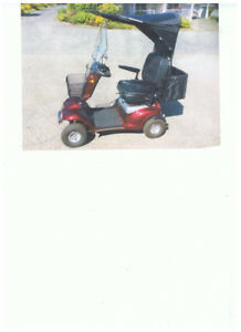 Shoprider Electric Scooter For Sale