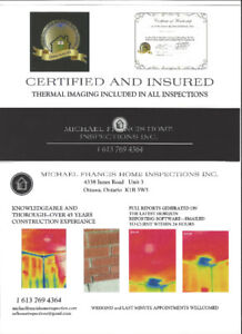 Home Inspections By Professional Certified Inspector