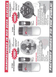 DYNOVAC CENTRAL VACUUM SYSTEMS-MADE IN RED DEER
