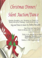 Kanata Legion Christmas Dinner Dance and Silent Auction