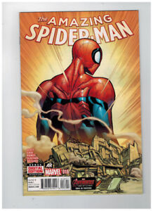 AMAZING SPIDER-MAN #18 1st Printing / 2015 Marvel Comics NM.