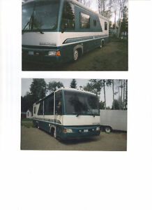 Motorhome in good condition