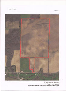 Farm for Private Sale Across from Maple City Golf & Country Club
