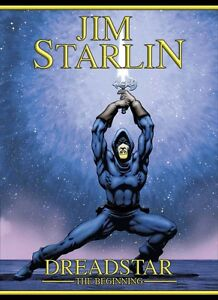 jim starlin  dreadstar the beginning