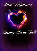 2nd Annual Burning Hearts Valentine's Ball
