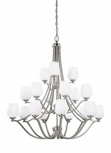 18 Light 3 tier Chandelier $250 o.b.o