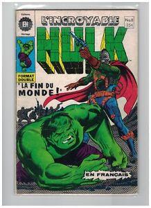 Collection Hulk plus autres Saguenay Saguenay-Lac-Saint-Jean image 3
