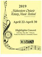 Midwestern Ontario Rotary Music Festival