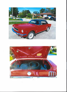 1966 Ford Mustang 2-Door Coupe