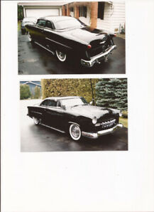 1953 Ford Business Man's Coupe