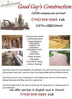 For All Your Home Renovations