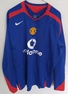 Manchester united jersey soccer