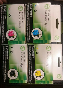 Refill Ink Cartridges For Brothers LC-71 & LC-75 Printers
