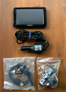 "Garmin Nuvi 5"" GPS with Bluetooth, Pedestrian Mode"