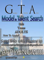 Seeking Upcoming MODELS,ACTORS,ACTRESSES,SINGERS and other..
