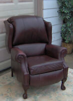 Luxury Leather Chair (Lazyboy)