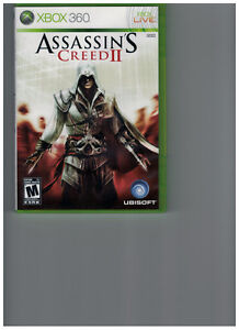 XBOX 360 Assassin's Creed 2 West Island Greater Montréal image 1