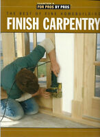 Finish Carpenter for Hire