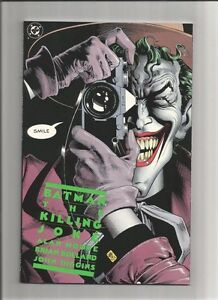 Batman The Killing Joke 1st Print N/M