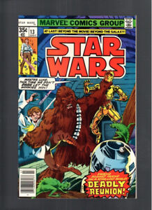 Star Wars #13 1978 NM. Marvel Comics BAG/BOARD VERY RARE.