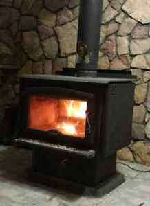 Woodstove  Kingston Kingston Area image 1