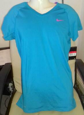 Ladies Nike Dri Fir Pro Combat Top Large - BNWT