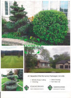 Lawn and Landscaping Services Spring Bookings