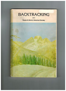Backtracking - the history of Fernie & District