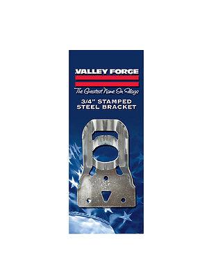 Steel Flag Pole Bracket Valley Forge Flag 3/4