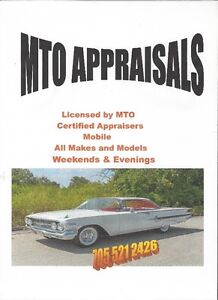 M.T.O. Appraisal in Sudbury  MOBILE