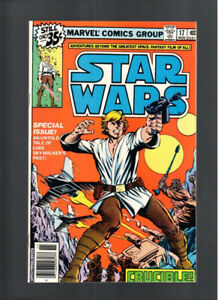STAR WARS # 17 ( 1978 ) UNREAD! MARVEL COMICS SHARP COPY NM.RARE