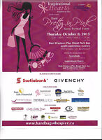 HANDBAGS FOR HOSPICE EVENT THURS.OCT 8TH..... TICKETS