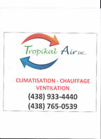 Heating & Air-Conditioning Service