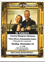 Country Bluegrass Christmas - Roxeen & Dalrymple