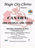 Canada:  One People, One Voice
