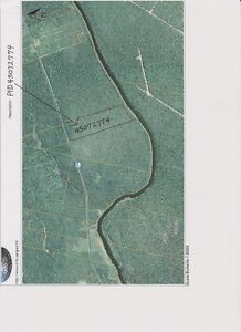 40-ACRE LOT ON ROUTE 116 WITH FRONTAGE ON THE SALMON RIVER
