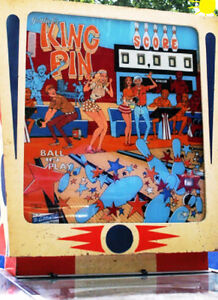 Broken/Unwanted Coin-Operated Pinball Machine Wanted. Cash Paid!