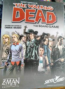 Walking Dead board game (the good one)