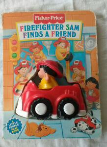 FISHER PRICE FIREFIGHTER SAM