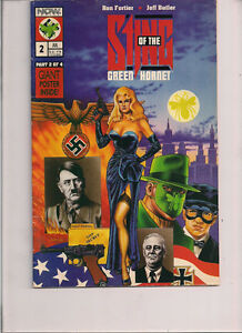 Sting of the Green Hornet #2 - NOW comics - 1992