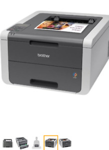 Brother hl3140cw colour printer