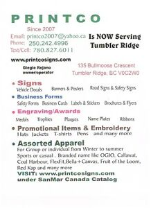 PRINTCO - 10 years PRINTING SERVICES DISCOUNTED /Fast Delivery