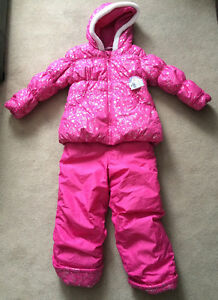 Hello Kitty snowsuit (New with tags)