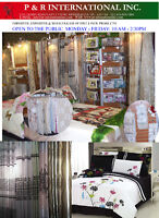 Linen products Importer and Wholesaler open to the public