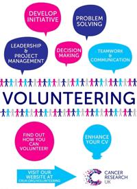 Volunteers wanted 😁👍