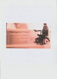 Shoprider Power wheel chair