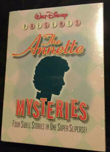 Disney Annette Mysteries out of print set