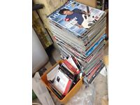 Guitarist magazines & cds *Gone pending collection*