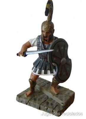 Antike Figur Bleimetallpferd Altaya (Trojan Krieger)