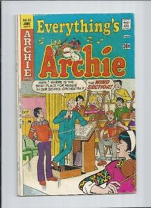 Everything's Archie comics (lot of 12) 1974-1984